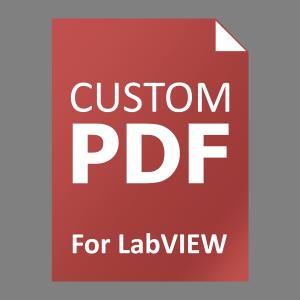 Custom PDF Generator