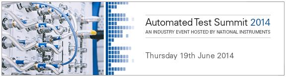 Automated Test Summit 2014