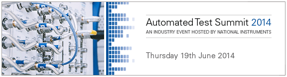 Automated Test Summit 2014