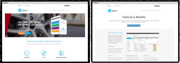 Dedicated Tequra Analytics Website Launched