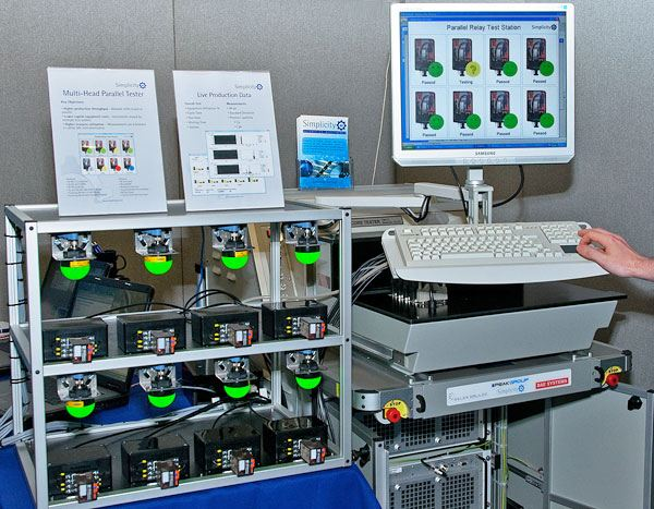 Demo Solution: Parallel Relay Test System