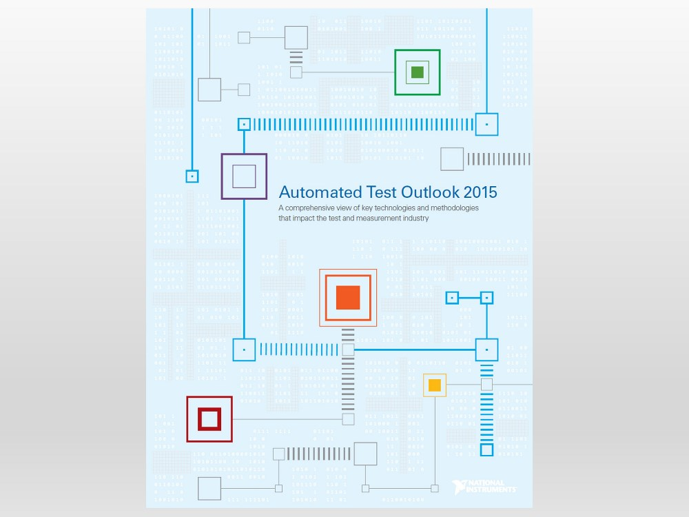 Automated Test Outlook 2015 Highlights Test Data Management & Analytics