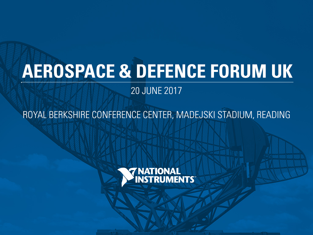 Aerospace & Defence Forum 2017